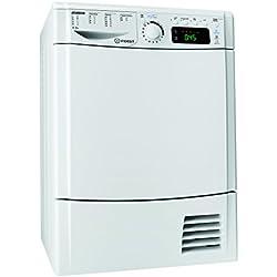 Indesit EDCE G45 B H (EU) Autonome Charge avant 8kg B Blanc - Sèche-linge (Autonome, Charge avant, Condensation, Blanc, boutons, Rotatif, 112 L)