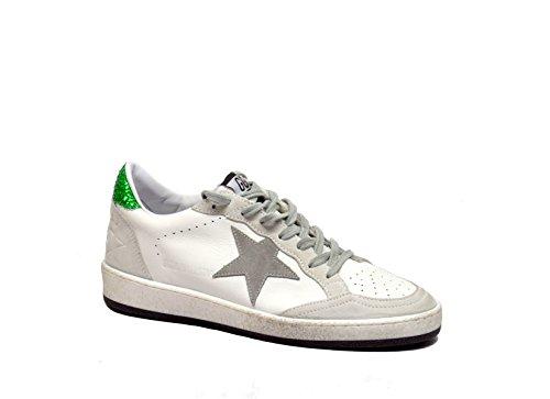 Golden Goose Sneakers Ball Star Bianco