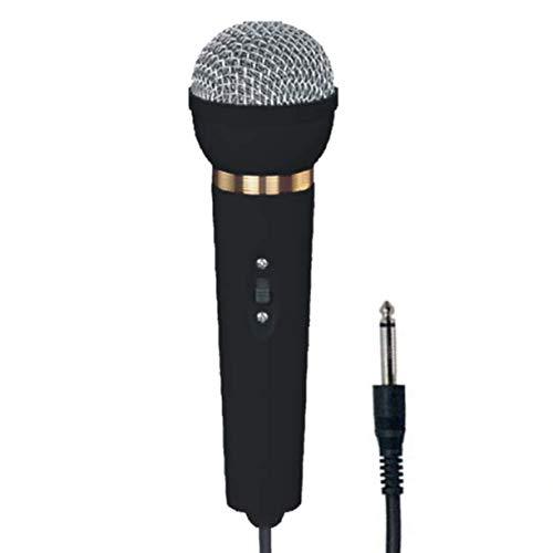 Kompaktes Karaoke-Handmikrofon. Perfekt für alle Karaoke-Maschinen