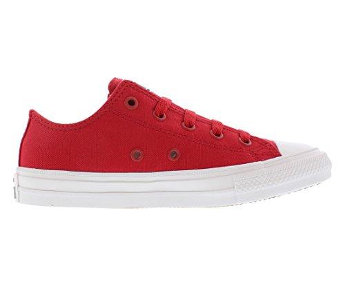 Converse Kinder Sneaker Rot
