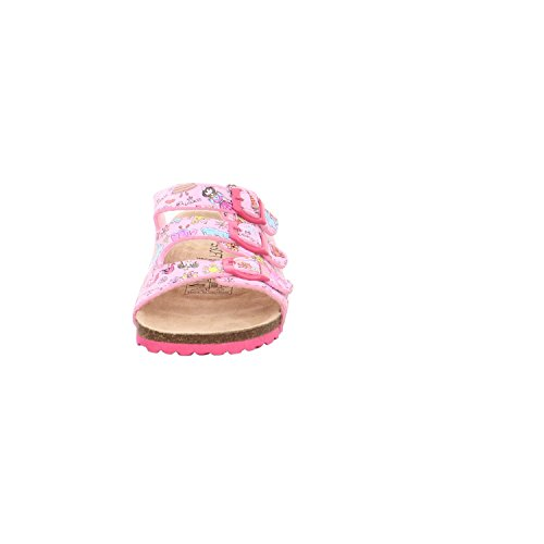 Softwaves 474 195, Ciabatte Bambina 562 rose