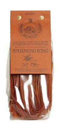 Antico Pastificio Toscano MORELLI – Linguine with Red Pepper (250 gr)