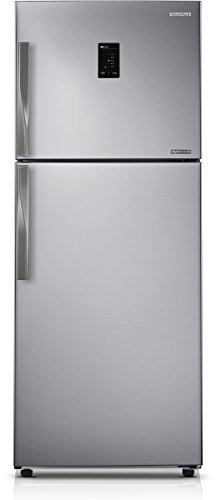 Samsung RT39HDJTESP Frost-free Double-door Refrigerator (393 Ltrs, 4 Star Rating, Platinum Inox)