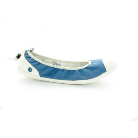 Ballerine Freeman T Porter Babe Bleue Bleu