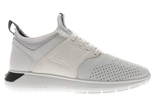 Hogan Sneaker H371 Interactive 3 Uomo Bianco 7 Taglia Europea : 41 EU