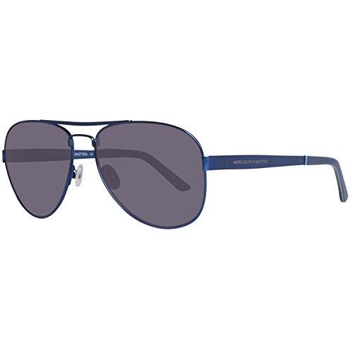 BENETTON BE880S03, Gafas de Sol Unisex, Blue, 58