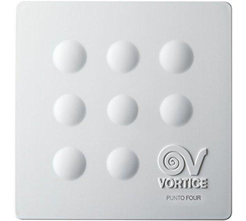 Vortex Aspiradores helicoidales de pared para baño Diámetro nominal 100 mm 11146