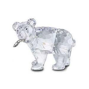 Cucciolo di grizzli swarovski articolo 261925 anno 2006