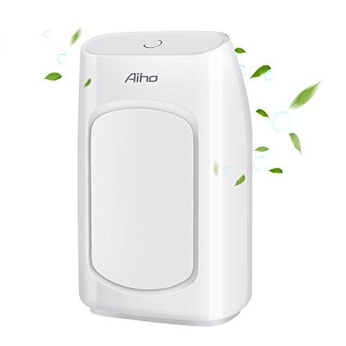 Luftentfeuchter Aiho Mini Raumentfeuchter Kompakter und Tragbarer...