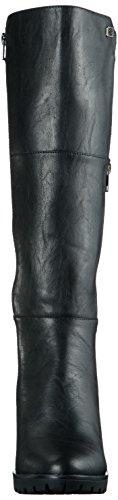 Dockers by Gerli 37ti210-610100, Bottes Hautes femme Noir - Noir