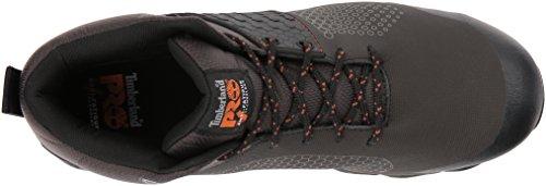 Timberland Pro - Mens Ridgework Nt Wp Shoe  8 UK  Dark Brown