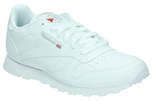 <span class='b_prefix'></span> Reebok Unisex Kids' Classic Leather Training Running Shoes
