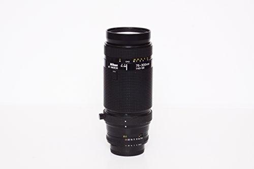 Nikon AF Nikkor 75–300mm f/4.5~ 5.6Teleobjektiv Zoom Objektiv