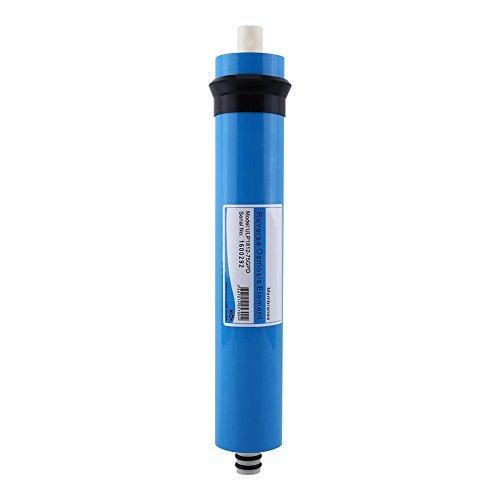 Hohe Reinheit Umkehrosmose Membran Systeme Aquarium Wasser Filter RO blau 75 GPD blau -