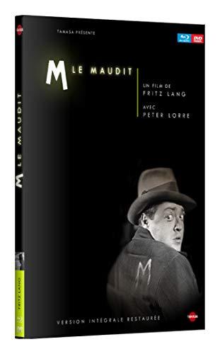 e9ac8d6f905e1 M le maudit - COMBO DVD + BLU-RAY + livret [Combo Blu-