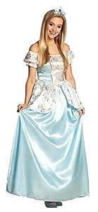 Boland 83593 - Traje Adulto Princesa Maribel, tamaño 40/42, Multicolor