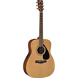 Guitarra Acústica - Yamaha FX310AII - Tipo dreadnought, en color natural