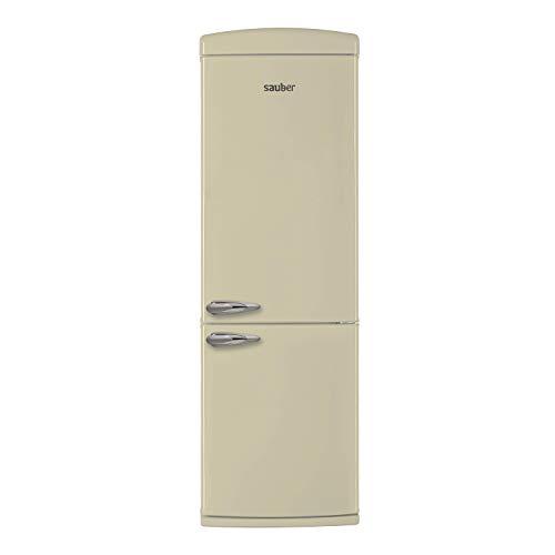 Sauber - Frigorífico Combi SCR190B - Eficiencia energética: