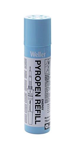 Preisvergleich Produktbild Weller RB-TS (T0051616049) Gas-Nachfüllflasche, Iso-Butan 75ml