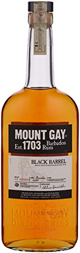 Mount Gay Black Barrel Rum, 70 cl