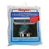 Rayen 6173.5 - Filtro para campanas de cocina, 45 x 54cm (incluye guantes)