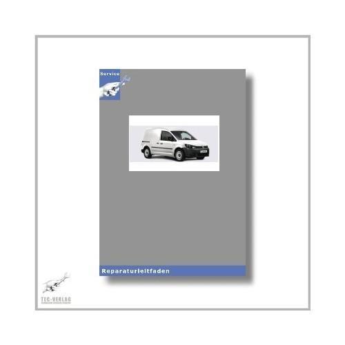 VW Caddy, Typ 2C (10>) Fahrwerk, Achsen, Lenkung - Reparaturleitfaden [Seitenzahl: 258] by TEC VERLAG GmbH (2014-09-05)
