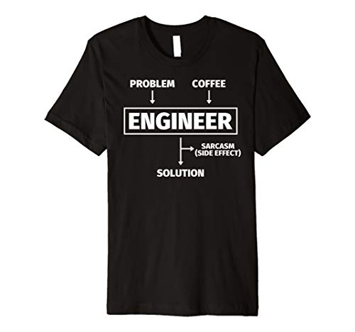 Ingenieur Geschenk - Lustiges T-Shirt Maschinenbau Geschenke
