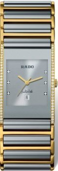 Rado Herren-Armbanduhr Analog Quarz Keramik 152.0793.3.070