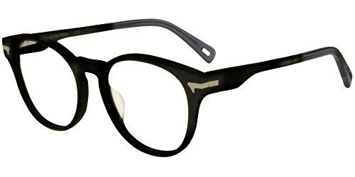 G-STAR RAW Damen GS2659 THIN EXLY 001 51 Brillengestelle, Black,