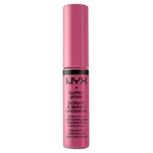 (6 Pack) NYX Butter Gloss - Strawberry Parfait