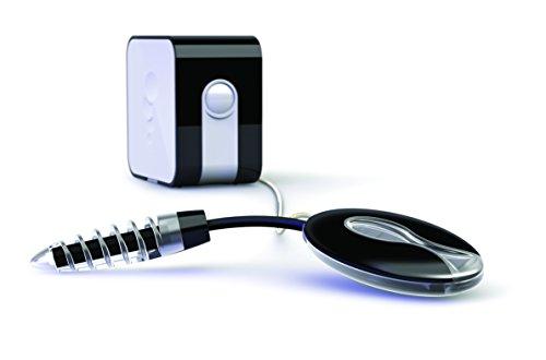 OASE biOrb Intelligenter Heizer mit Powerbox - Leistungsstarker Heizstab regelt die Temperatur, Heizer-Set für biOrb Aquarien inkl. Power Port zur Stromversorgung von Luftpumpe, Licht und Heizung