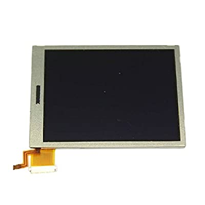OSTENT Bottom LCD Display Repair Parts Screen Replacement Compatible for Nintendo 3DS Console from OSTENT