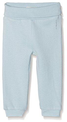 ESPRIT Unisex Baby Jogginghose RK23020, Blau (Pastel Blue 412), 68 (Herstellergröße: 6 monate)