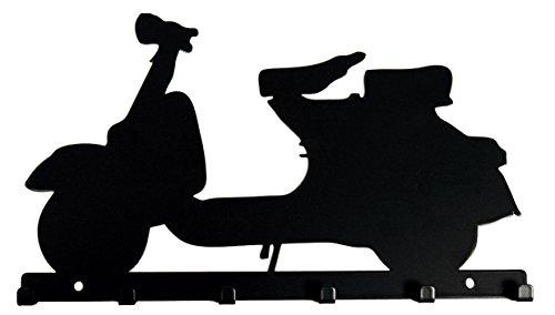 Gebraucht, Schlüsselbrett Vespa Roller in schwarz gebraucht kaufen  Wird an jeden Ort in Deutschland
