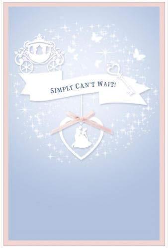 Cinderella Hochzeit Akzeptanz Karte
