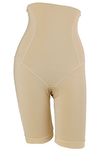 Franato Damen Shapewear Shorts mit hoher Taille