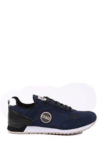 Colmar Baskets pour Homme Bleu Bleu