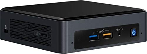 Memory PC Silent Mini 4K PC i5-8259U 4X 2.30 GHz, 240GB SSD M.2 NVMe, 16GB DDR4 RAM, 4K UHD Grafik, HDMI 2.0a, W-LAN, BT 5.0, 4X USB-A 3.1, 1x Thunderbolt 3, Cardreader Windows 10 Pro