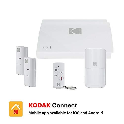 KODAK Système d'alarme SA101 connecté avec batterie et...