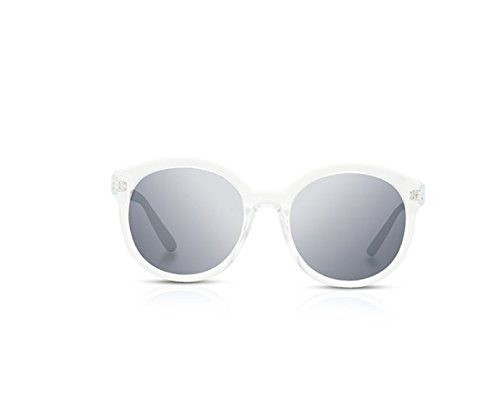 NHDZ Polarizing Sunglasses, Female Fashion, Circular Frame, Color Film, Sunglasses, Driving Mirror, Ladies.