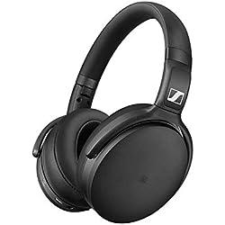 Sennheiser HD 4.50 Special Edition, Casque Circum-auriculaire sans Fil avec Suppression Active du Bruit, Noir Mat