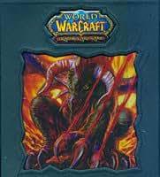 Upper Deck - Jeu de Cartes à Collectionner - World Of Warcraft - Classeur Onyxia