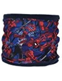 Spiderman Schlauchschal blau