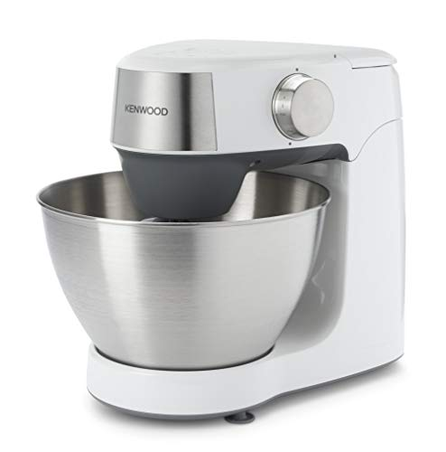 Kenwood Prospero+ KHC29.H0WH - Robot de Cocina 3 herramientas de bol, batidora de vaso de cristal 1.5L...