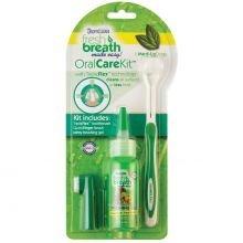 Artikelbild: PALISANDER Tropiclean Frischer Atem Mundpflegeset LGE Packung 1