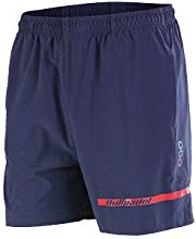 Bullpadel Bufer - Short para hombre, color azul oscuro