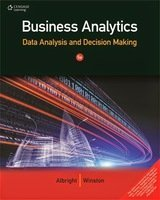 BUSINESS ANALYTICS: DATA ANALYSIS AND DECISION MAKING by S Christian Albright (7-Jul-1905) Paperback