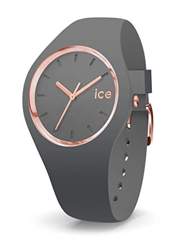 Ice-Watch Womens Analogue Quartz Silicone Strap 15336