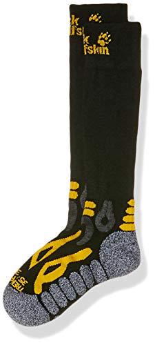 Jack Wolfskin Mens & Womens Trekking Merino Compression Walking Socks
