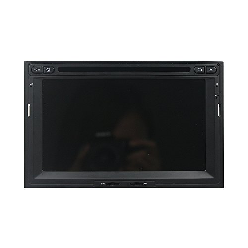 kunfine Octa Core Android 6.0 automovilística DVD GPS navegación Multi Media Player Auto...